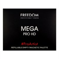 FREEDOM - MEGA PRO HD - REFILLABLE EMPTY MAGNETIC PALETTE
