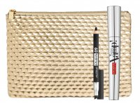 PUPA - Eye makeup kit - Vamp! Mascara + Multiplay Crayon + Gold Makeup Bag