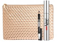 PUPA - Eye makeup kit - Vamp! Mascara Definition + MULTIPLAY Crayon + Rose Gold Makeup Bag