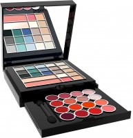 PUPA - PUPART M - 022 ICONIC SHADES - Professional set of make-up cosmetics