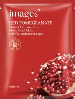 IMAGES - Red Pomegranate Moist Facial Sheet Mask