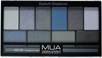 MUA - Eyeshadow Palette - Elysium Shadows