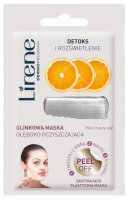 Lirene - Cleansing clay mask - PEEL OFF