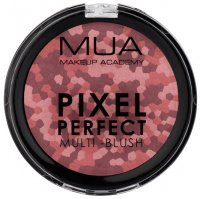 MUA - PIXEL PERFECT - MULTI - BLUSH - Multicolored blusher
