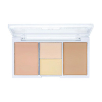 MUA - PRO-BASE - Cover & Conceal Kit - 4 concealers - SHELL - SHELL