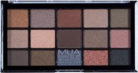 MUA - 15 Shade Palette - Spiced Charm - Palette of 15 eyeshadows