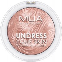 MUA - UNDRESS YOUR SKIN - Shimmer Highlighter - Opalescent Amber