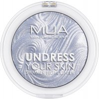 MUA - UNDRESS YOUR SKIN - Shimmer Highlighter - Ice Sparkle