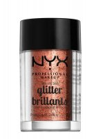 NYX Professional Makeup - Glitter Brillants - Glitter for face and body - 04 - 04