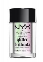 NYX Professional Makeup - Glitter Brillants - Glitter for face and body - 07 - 07