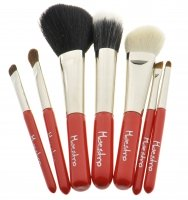Maestro - Set of 7 brushes with short handles