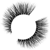 Lash Me Up! - Invisible Collection - Natural eyelashes on a transparent bar - Bad Romance