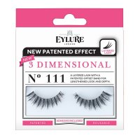 EYLURE - 3 DIMENSIONAL - NO 111 - Eyelashes with glue - 60 01 683