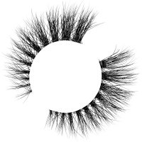 Lash Me Up! - Invisible Collection - Natural eyelashes on a transparent bar - Shape Of You