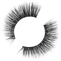 Lash Me Up! - Invisible Collection - Natural eyelashes on a transparent bar - Addicted To You