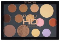 MAKEUP REVOLUTION - PRO HD THE FACE WORKS - MEDIUM DARK