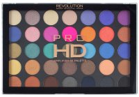 MAKEUP REVOLUTION - PRO HD AMPLIFIED 35 PALLETE - DEFIANT