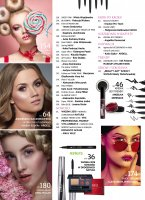 Make-Up Trends Magazine - Think Pink - PINK INSPIRATIONS - No 1/2018 + MAGAZINE NAILS TRENDS No 1/2018