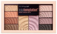 MAYBELLINE - Total Temptation - Shadow + Highlighter Palette