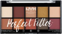NYX Professional Makeup - Perfect Eye Shadow Palette Filter - Rustic Antique