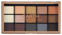 MAKEUP REVOLUTION - MY SIGN - Eyeshadow Palette - EARTH