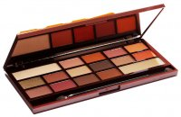 I Heart Revolution - 16 Eyeshadow Palette - CHOCOLATE ORANGE
