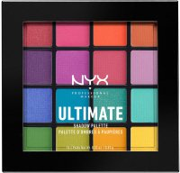 NYX Professional Makeup - ULTIMATE SHADOW PALETTE - BRIGHTS- PRIDE EDITION