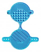 Practk® By Sigma Beauty® - MAKEUP BRUSH CLEANING TOOL - BLUE
