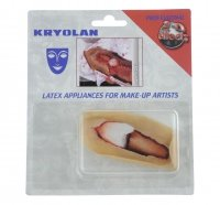 KRYOLAN - LATEX APPLIANCES FOR MAKE-UP ARTISTS - Open fracture - Art. 7203