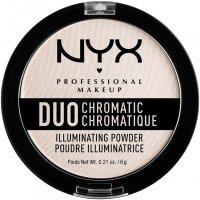 NYX Professional Makeup - Duo Chromatic Illuminating Powder