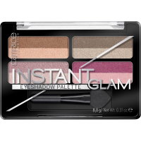 Catrice - Instant Glam Eyeshadow Palette - 4 double eyeshadows - 010 It's a Match