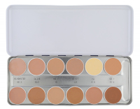 Kryolan - Ultrafoundation - UF15 Foundation palette
