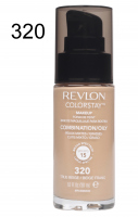 Revlon - Colorstay Makeup for Combination /Oily Skin - 320 True Beige - 320 True Beige