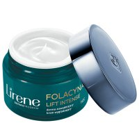 Lirene - FOLACYNA LIFT INTENSE - Dermo-hydrating smoothing cream for night 40+