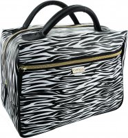 Inter-Vion - ZEBRA Cosmetic Case - Large - 415613