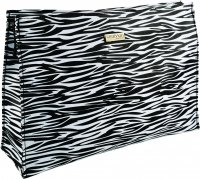 Inter-Vion - ZEBRA Cosmetic Case - Large - 415611