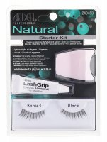 ARDELL - Fashion LASHES / NATURAL (starter kit)