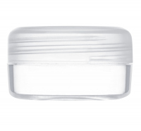 Inter-Vion - Multipurpose Jar for Small Items or Cosmetics For the Plane - 20g