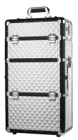 Cosmetic case - Silver Diamond 3D - TC08