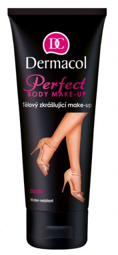 Dermacol - Perfect Body Make-Up - Waterproof Tanning Lotion