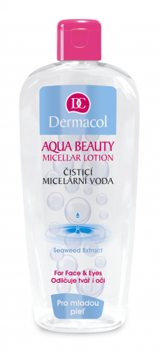 Dermacol - AQUA BEAUTY - MECELLAR LOTION - 400ml