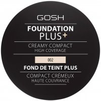 Gosh - FOUNDATION PLUS + - CREAMY COMPACT