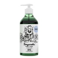 YOPE - NATURAL DISH WASHING LIQUID - Bergamot, verbena and basil