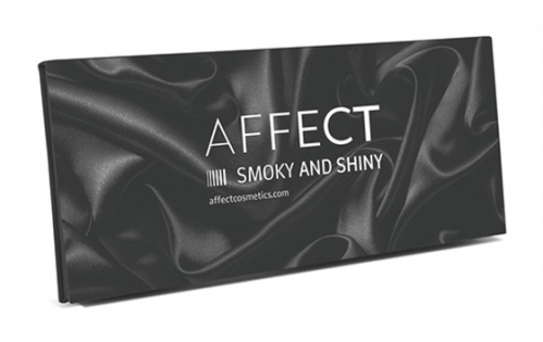 AFFECT - PRESSED EYESHADOWS PALETTE - SMOKEY & SHINE