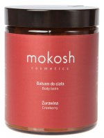 MOKOSH - BODY BALM - CRANBERRY - 180 ml