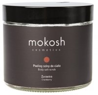 MOKOSH - BODY SALT SCRUB - CRANBERRY - 300 g