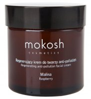 MOKOSH - REGENERATING ANTI-POLLUTION FACIAL CREAM - RASPBERRY - 60 ml