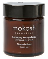 MOKOSH - CORRECTIVE EYE CREAM - GREEN TEA - 30 ml