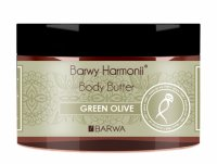 BARWA - BARWY HARMONII- Body Butter - GREEN OLIVE - Body butter