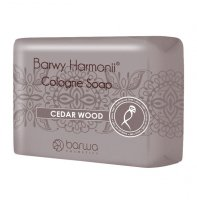BARWA - Cologne Soap - CEDAR WOOD